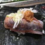第三春美鮨 - 真鰺 60g-140 瀬付き 釣 兵庫県沼島
