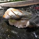 第三春美鮨 - 小鰭 36g 投網漁 佐賀県大浦