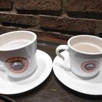 サンマルクカフェ - ドリンク写真:ロイヤルミルクティMとS