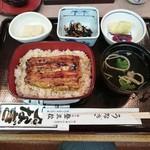登三松 - サービス定食 1,350円