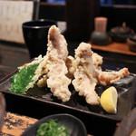 山元麺蔵 - 鶏ささみ天☆