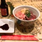 目利きの銀次 - ☆マグロ3種丼☆