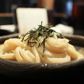 山元麺蔵 - 料理写真:ざるうどん☆