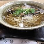 吟松 - 料理写真:鰊そば お蕎麦大盛 1050円