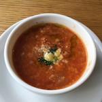 モード カフェ ギャマン - ランチスープ