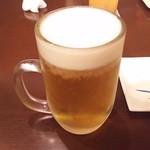 75507437 - 生ビール(スーパードライ)