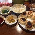 曽さんの店 - 餃子セット