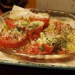 季節料理 思ひ出 - トマト焼き