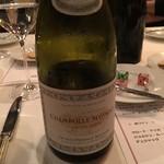 ラ・ターブル・ナゴヤ・ジャポン - 2013 Domaine Jacques-Frederic Mugnier Chambolle Musigny