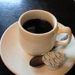 丸一 - ランチのコーヒー
