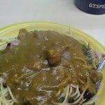 軽食カーム - カレースパゲティー