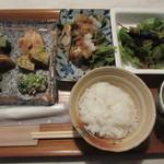 そらあるき  - 料理写真:【お食事セット(定食) 1300円】