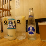 大衆酒場BEETLE - ☆好みのドリンクで乾杯\(^o^)/☆