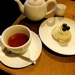 Rue Favart - 紅茶はアッサムをいただきました♡