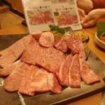 Seoul物語 - 特選盛に満足