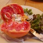 つばめグリル - トマトとの出会い