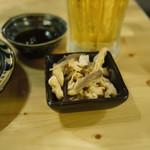 沖縄料理カリユシ - お通し~☆