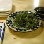 沖縄料理カリユシ - 海ぶどう~☆