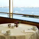 パノラミックレストラン ル・ノルマンディ - ここに座りました