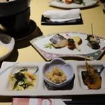 めんと大皿おばんざい 津弥や - 料理写真: