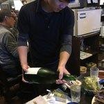 おまかせ - 次…日本酒いってみよ〜
