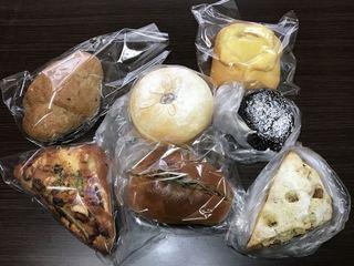 ふーちゃんパン - 今回買ったパン達です。