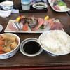 一力 - 料理写真:お刺身定食☆