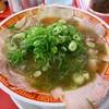 もっこす - 料理写真:焼めしセット1000円の中華そば(半バラ)