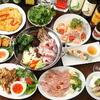 タイ ベトナム料理 GreeN - 料理写真:飲み放題付き漢方鍋コース