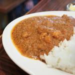 京橋屋カレー - 辛口伊達鶏カレー