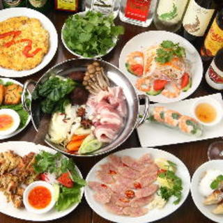 タイ ベトナム料理 GreeN