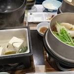 リゾートホテル 美萩 - 料理写真: