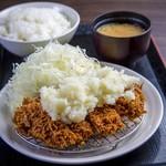 カツ丼とんかつ かつ福 - 料理写真: