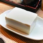 かぶと - 豆腐(別注文)