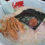山岡家 - 料理写真:朝ラーメン450円