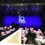 ビルボードライブ大阪 - ステージ(カウンター席より)