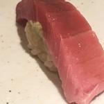 すし岩瀬 - 料理写真:中トロ