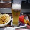 ファーストキッチン・ウェンディーズ - ドリンク写真:チリチーズ&ナゲット&生ビール~☆