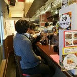 the 肉丼の店 - カウンター