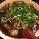 新福菜館 - ラーメン