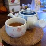 灯 - ほうじ茶