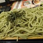 和食レストランとんでん - そばのアップ