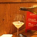 ロブスター&シャンパン Ebizo - Terrazas de Los Andes Chardonnay Reserva 2016