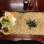 庄司屋 - 板天そば(2200円)