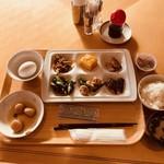 東京第一ホテル鶴岡 - 料理写真:朝食