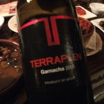 アイネイジ - 赤ワイン/テラプレン/ガルナッチャ/2009年