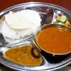 ククリ - 料理写真:ネパール・ダルバット¥980