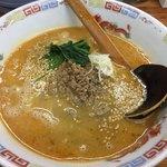 椿屋 - 料理写真:タンタン麺 ご飯セット700円