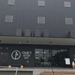 Francy jeffers cafe -