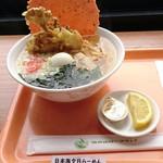 弥彦山ロープウェイ展望食堂 - メモは、好みの味に仕上げるレシピ。